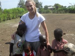 My Unforgetable Exerience in Kenya by Katie Sarah