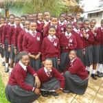 Form two students