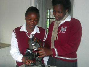 Science Center at Lenana Girls' High School in Kenya Inspires New Learning & Opportunity