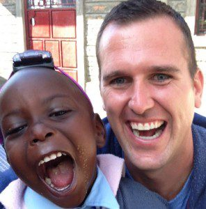 Jeff in Kenya: Stepping out of one comfort zone to create a whole new one in Africa